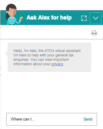 virtual assistant-chatbot