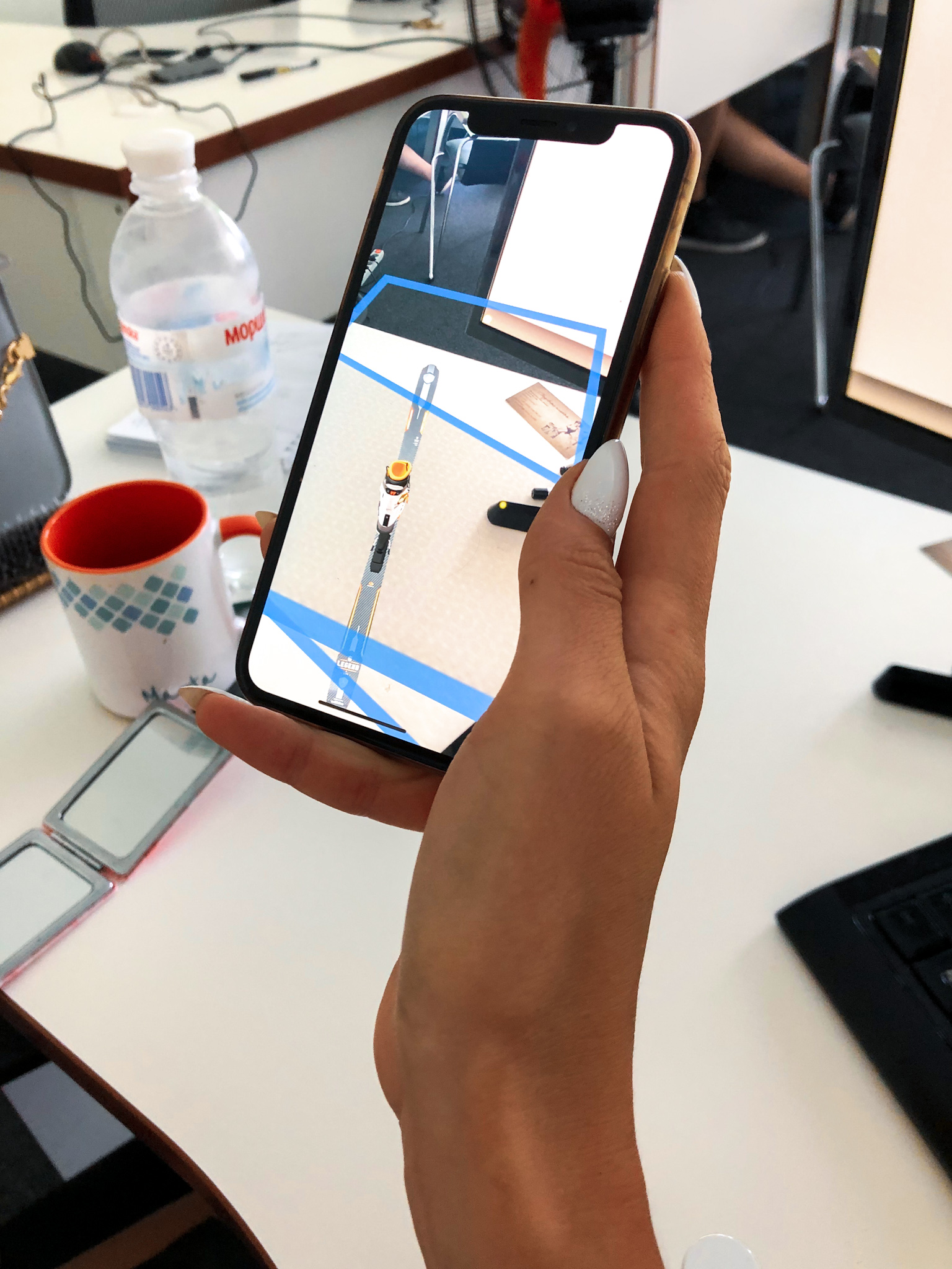 AR-Augmented Reality